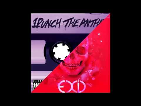 [Mashup] EXID vs 1Punch - Hot Pink X Ice Ice