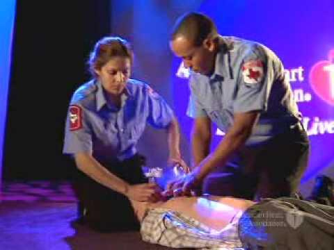 2 Rescuer CPR Demo