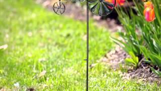 Kinetic Garden Stakes from Evergreen Garden Thumbnail
