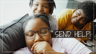 Come help me with these KIDS!!! | Weekly Vlog