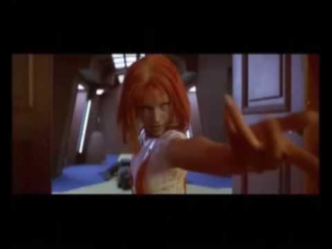 -.best film scenes---The Fifth Element