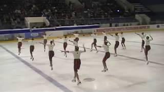 Кристалл Айс Москва   2 место
