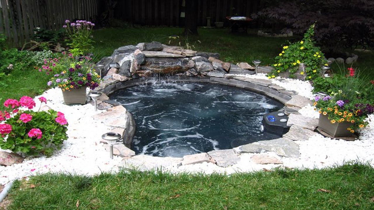pool designs with waterfalls water features for any budget