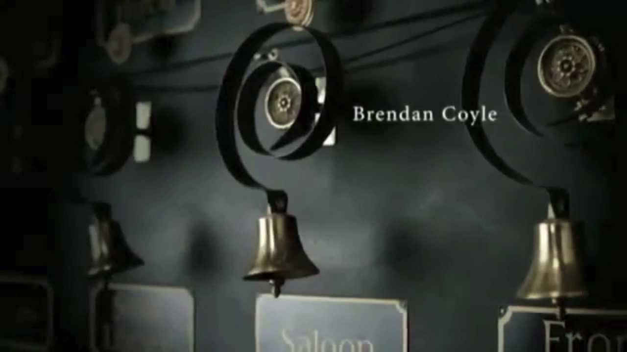 Downton Abbey Door Bell in Your Home & Downton Abbey Door Bell in Your Home - YouTube