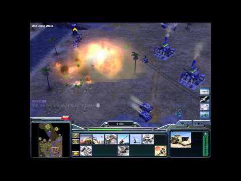 Time for: Command and Conquer Generals: Zero Hour - Oil Slick