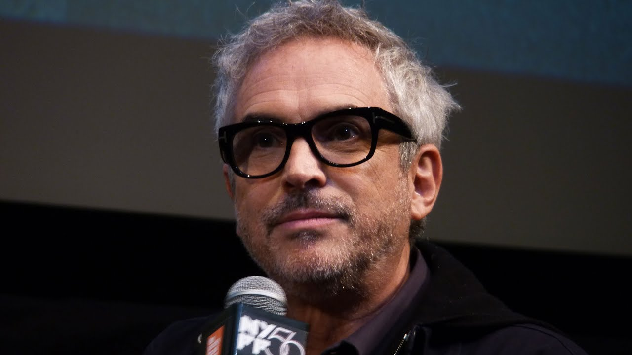 Alfonso Cuaron Roma And Cast On Finding Confidence Amid The