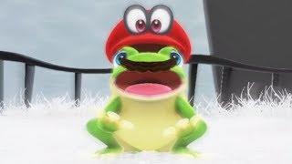 Super Mario Odyssey - Nintendo Switch Gameplay Walkthrough Part 2 - Mario In Desert Island