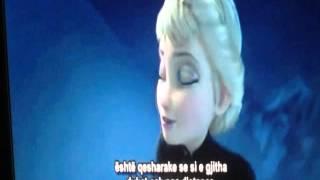 Frozen-Let it go (shqip)