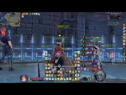 AION BASTION PVE KINGDOMS HEARTS - CLERI HEAL PARTY 2-3 ^.^