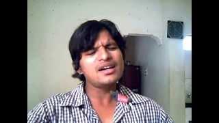 Struggling days singer kabir rafi | dil ne tum ko chun liya hai by singer KABIR RAFI FEAT SHAAN