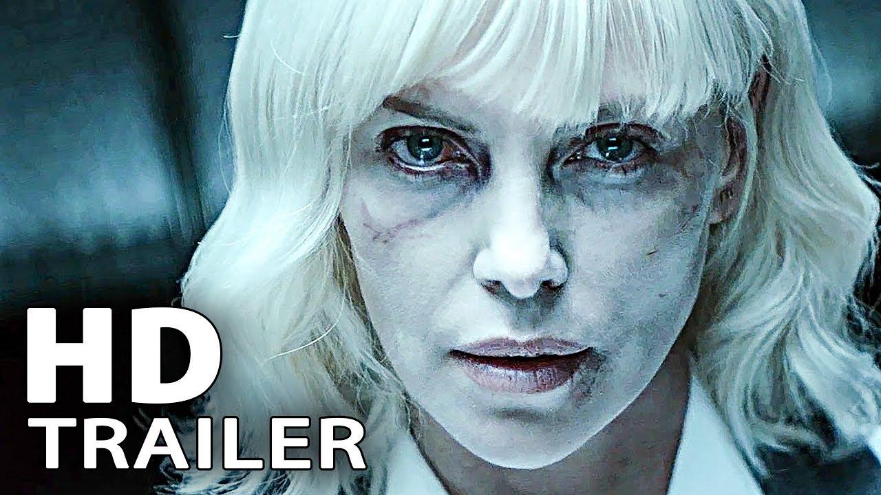 Atomic Blonde Trailer German