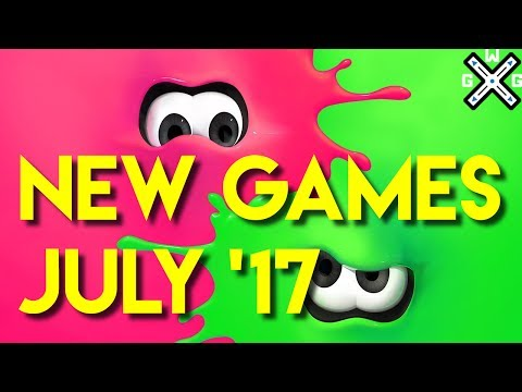 New Video Game Releases for July 2017