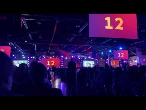 Diablo 4 Reveal! Blizzcon 2019 Crowd Reaction! **Broadcast Glitch**
