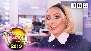 Dance couples and judges react to fright night! 💁♀️💁♂️ - Halloween | BBC Strictly 2019