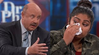 Dr. Phil To Guest: 'You Need To Heal These Open Wounds In Yourself And Give Yourself A Fresh Star…