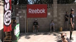 guinness world record highest standing box jump