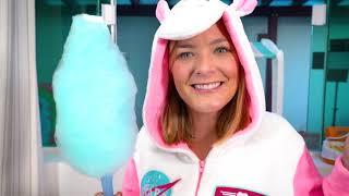 Laurinha e Helena cozinheiras por um dia na cozinha de brinquedo ♥ Pretend Play Cooking Kitchen Toy