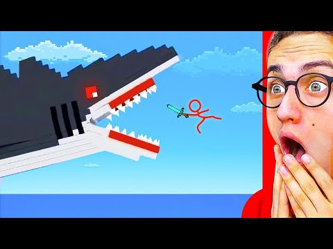 The GREATEST MINECRAFT STICK FIGHT ANIMATIONS Ever Made!
