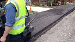 Single Pass Asphalt Recycling Cold n Place Specialized Construction Inc