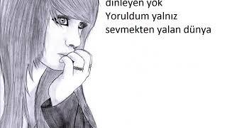 Murat Dalkıliç-Yalan Dünya Lyrics