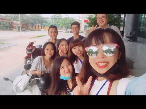 A Meaningful Internship Experience of Taiwanese Students in Vietnam 2017