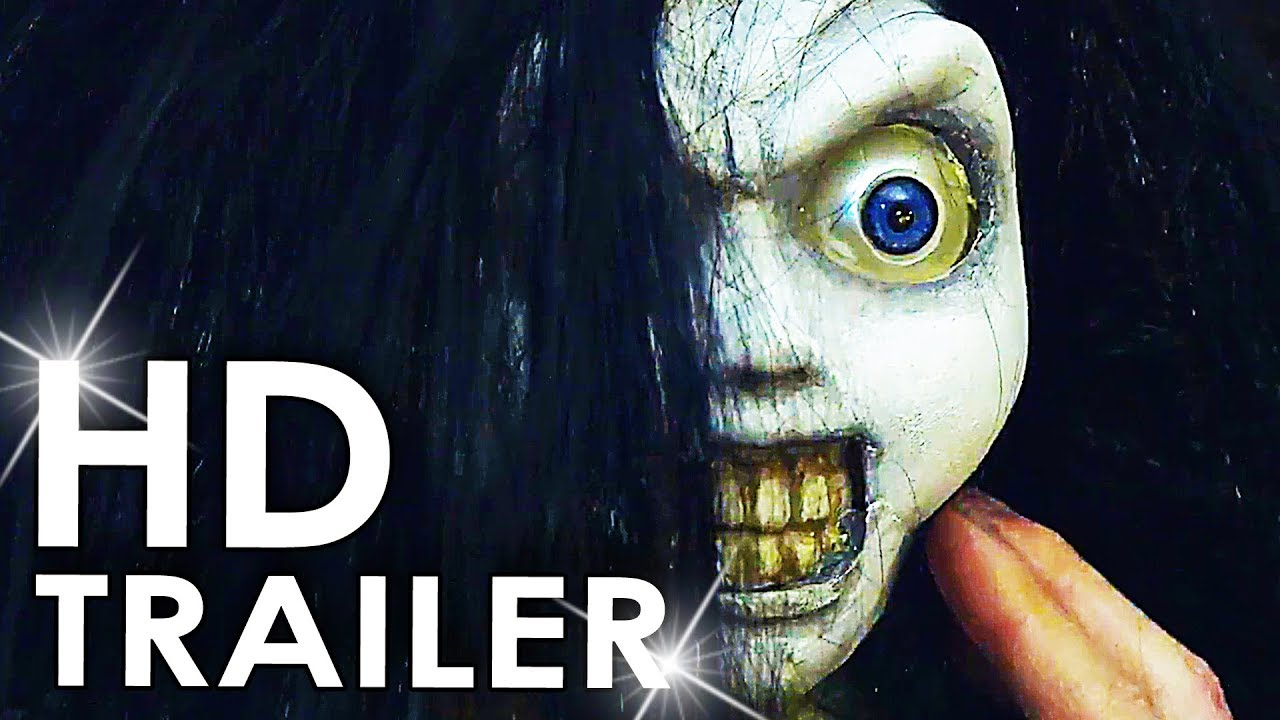 curse of robert the doll trailer