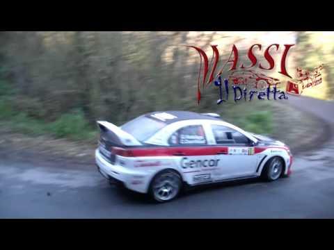 3 Rally Ronde del Grignolino 2015 - Crash  Mistake - Pure Sound -  HD