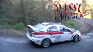 3° Rally Ronde del Grignolino 2015 - Crash & Mistake - Pure Sound -  HD