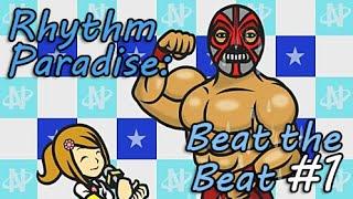 Rhythm Paradise: Beat the Beat #1 (SWEDISH)
