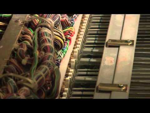 Yamaha CS-80 and Lexicon 224XL Sound Sampler