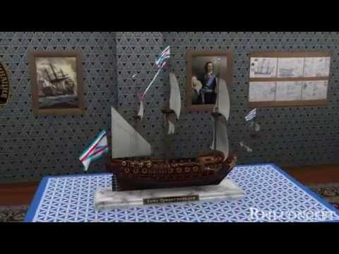 Warship Predestinatsia - Гото Предестинация - 1700 - (3D model)