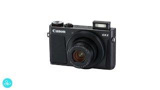 Canon - Canon PowerShot G9X Mark II