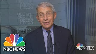 Full Fauci Interview: 'It's Stunning' As U.S. Nears 500,000 Covid Deaths | Meet The Press | NBC News