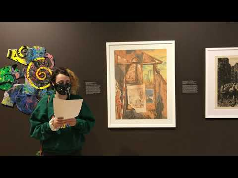 Poetry at the Phillips Museum of Art
