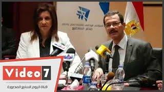 بالفيديو .. أحمد درويش: نبحث منذ سنوات عن آلية للاستفادة من عقول مصر المهاجرة