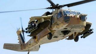 S-70 Battlehawk Helicopter Sikorsky
