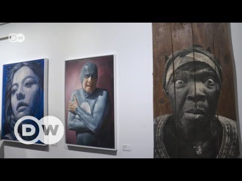 Permanentes Street-Art-Museum in Berlin | DW Deutsch