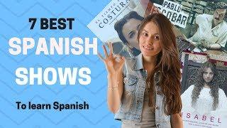 7 Лучших Испанских Шоу для Изучения Испанского Скрипты для Автоматического Заработка