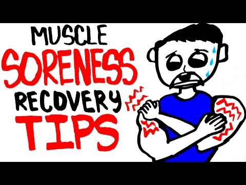 Thumbnail: Muscle Soreness and Recovery Tips - Relieve Muscles FAST!