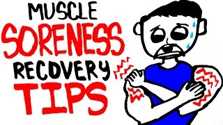 Muscle Soreness and Recovery Tips!