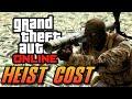 GTA 5 Heist - How Much Real Life Money Did Heists Cost? (GTA 5 Heist Update DLC)