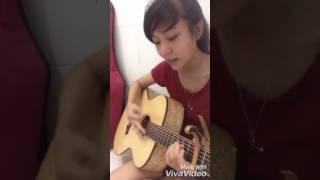 Cover guitar Ba kể con nghe