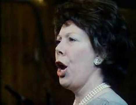 Janet Baker sings excerpt from The Dream of Gerontius