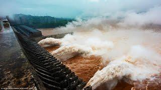 Что, если самые большие в мире плотины вдруг разрушатся