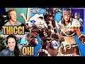 Download Streamers React to the *NEW* Fyra and Jaeger Skins! - Fortnite Best and Funny Moments