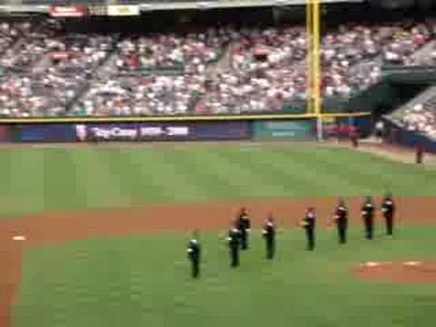 Skip Carey Tribute at Turner Field (8.13.08) [complete]