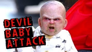 Devil Baby Attack(http://www.devilsduemovie.com/ An animatronic