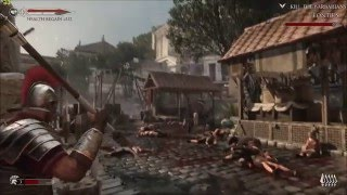 Ryse  Son of Rome  i5 4690 + GTX 960 MAX settings (2nd video)