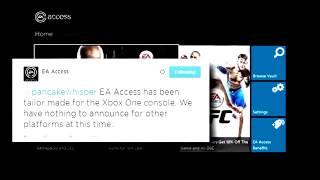 FIFA 15 SEASON TICKET and EA ACCESS INFORMATION