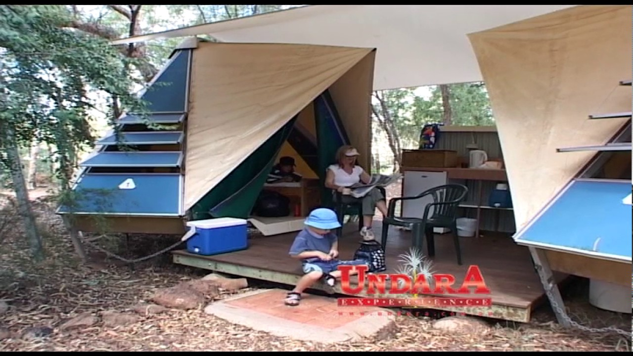 Swags Tent Village & Swags Tent Village - YouTube